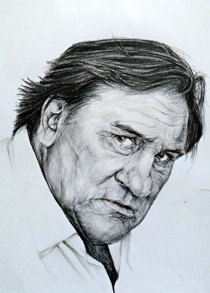 Gérard Depardieu por linshyhchyang